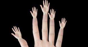 مقال - ماهو سرّ اختلاف طول أصابعنا ؟