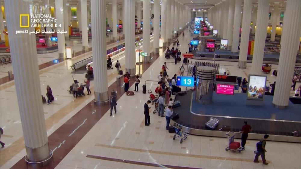 مطار دبي الدولي S3 HD : الحلقة 7 - موقع علوم العرب