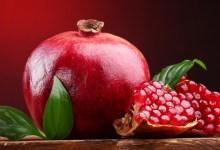 صورة مقال – الرمان : فوائد مهمة تجعلك تثابر  على تناوله  يوميا!!