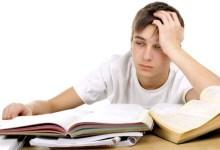 صورة مقال – لهذا يجب أن تمدح ابنك عندما يخفق في اختباراته المدرسية!