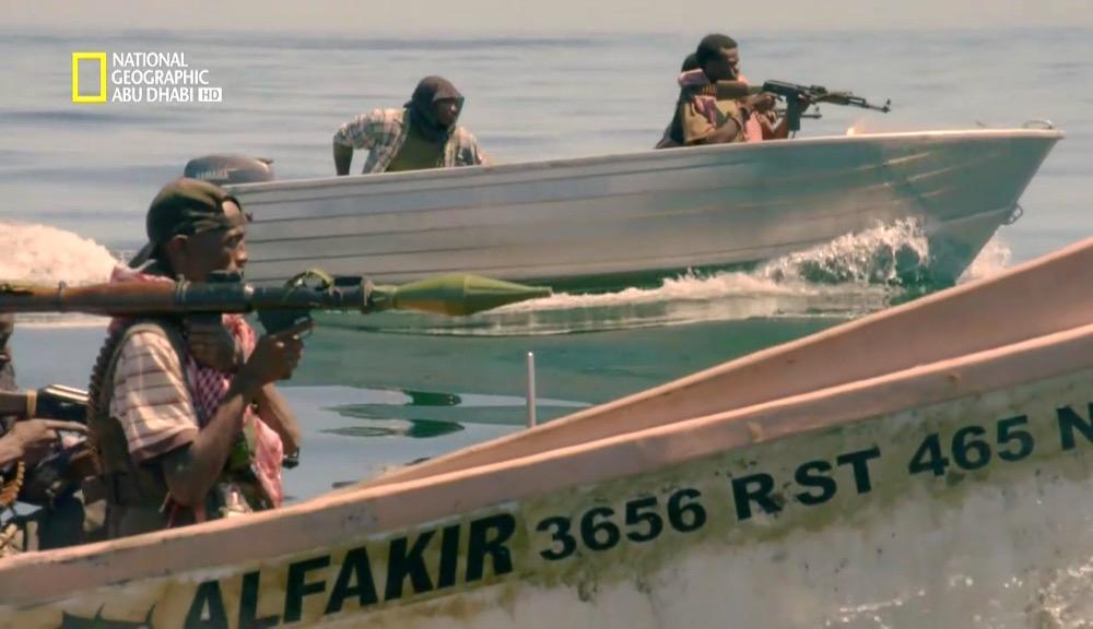 مسجون في الغربة HD : رهينة قراصنة الصومال