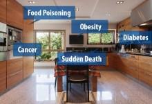 صورة مقال : 5 مخاطر قاتلة في مطبخك.. إليك طرق تجنبها