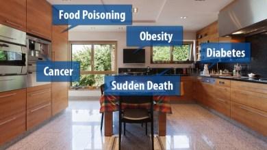مقال : 5 مخاطر قاتلة في مطبخك.. إليك طرق تجنبها