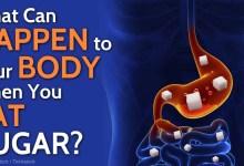مقال - هذا ما يحدث لجسمك عند تناول السكريات