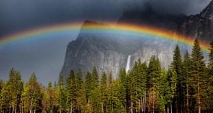 مقال – لماذا لا يمكننا الوصول إلى نهاية قوس قزح؟