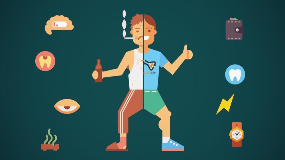 دراسة - 4 عادات يومية أخطر على صحتك من التدخين