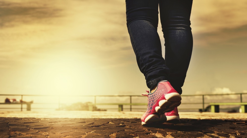 مقال - كم خطوة يجب أن تمشي يوميا؟