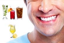 صورة مقال – هذه مخاطر المشروبات الحامضية على الأسنان !