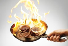 صورة مقال – 5 أخطاء في الطهي .. لا تفعلها!