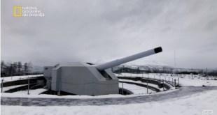 هياكل نازية عملاقة : حصن هتلر في القطب الشمالي