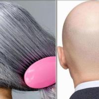 دراسة - أطعمة تسبب سقوط الشعر و الشيب المبكر