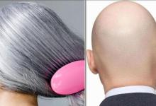 صورة دراسة – أطعمة تسبب سقوط الشعر و الشيب المبكر