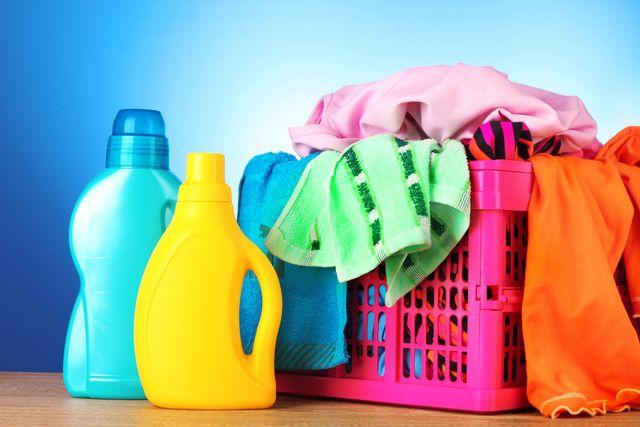 منظفات الملابس