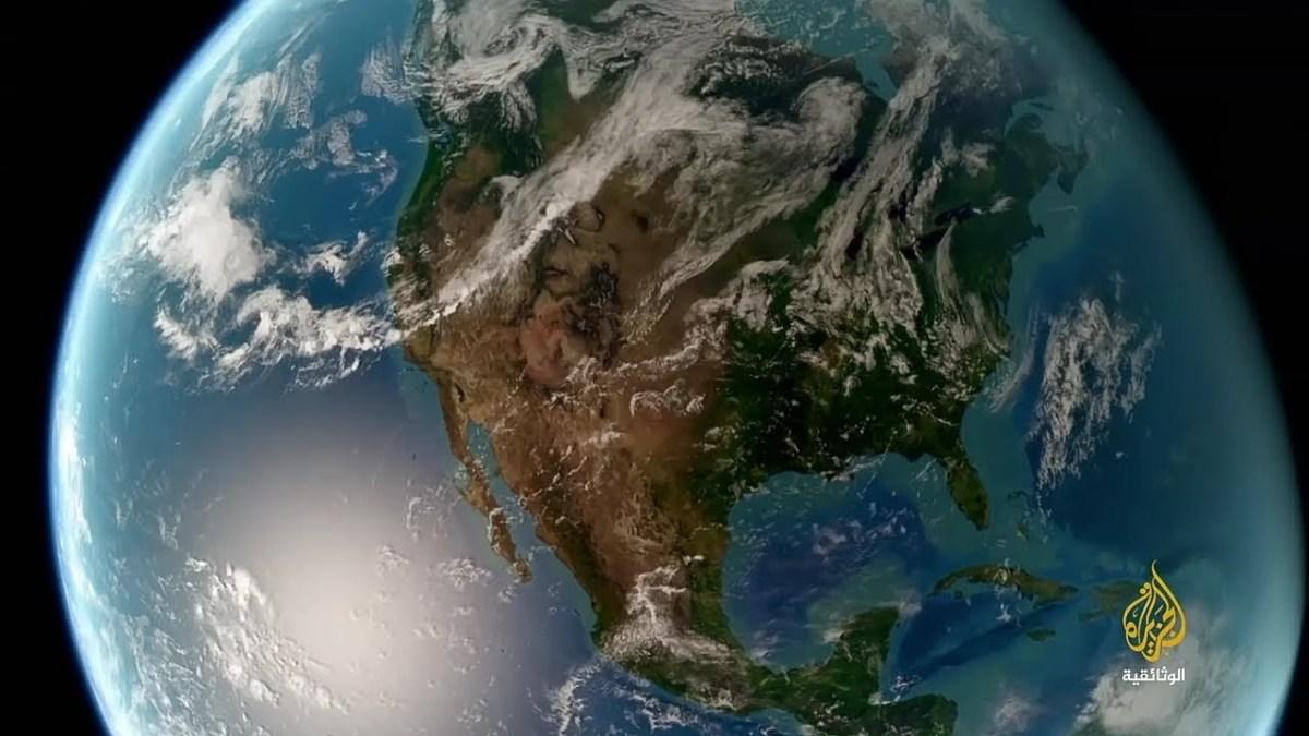 وثائقي - إكتشاف كوكب الأرض
