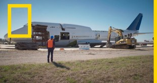 داخل الآلات الرائعة : الطائرة العملاقة