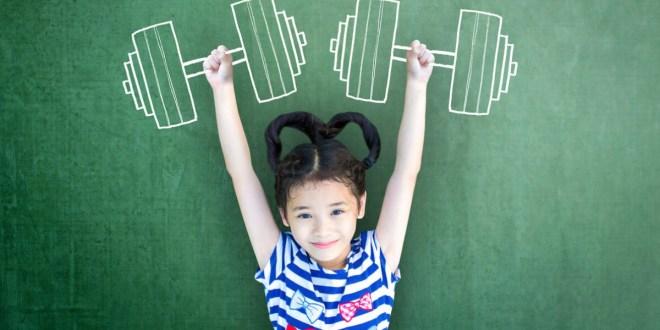 مقال – 5 طرق لبناء الثقة لدى طفلتك