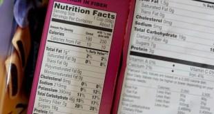 كيف نقرأ ملصق المعلومات الغذائية قبل شراء المنتجات؟