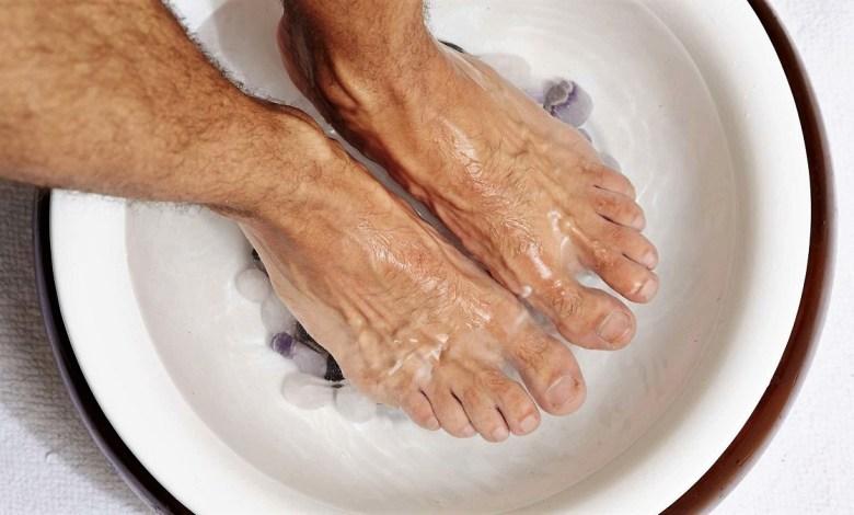 كيف يمكن مواجهة رائحة القدم الكريهة ؟