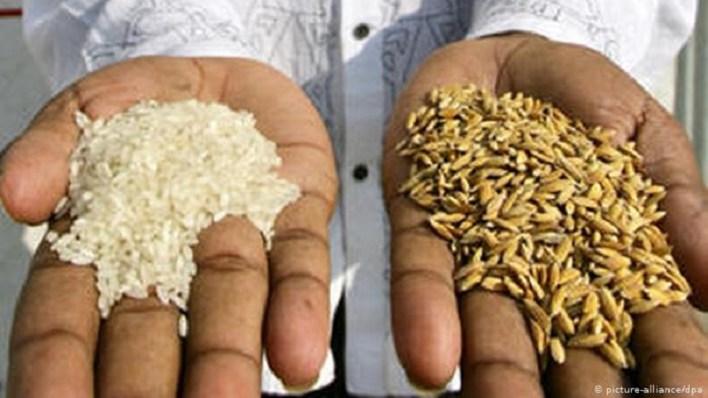 الأرز الطبيعي