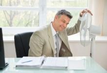 صورة نصائح ذهبية للتعامل مع حر الصيف في المكتب!