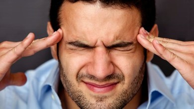 ماهي اعراض التوتر ؟