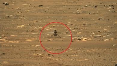 شاهد أول رحلة طائرة درون ناسا على المريخ !