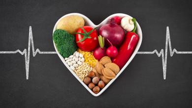 نصائح مهمّة لنظام غذائي صحي مفيد للقلب !