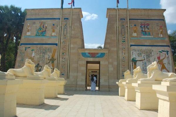 Pharaonic Village in Cairo