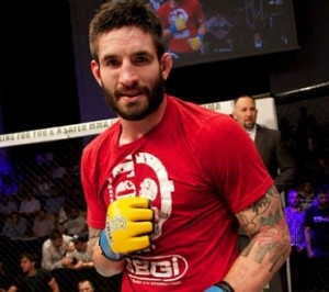 Matt Inman - Photo by Dolly Clew   Cage Warriors