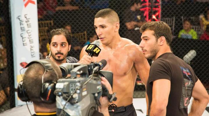 Bechir-Majri_Interview-cage-Desert-Force_MMA4Fight