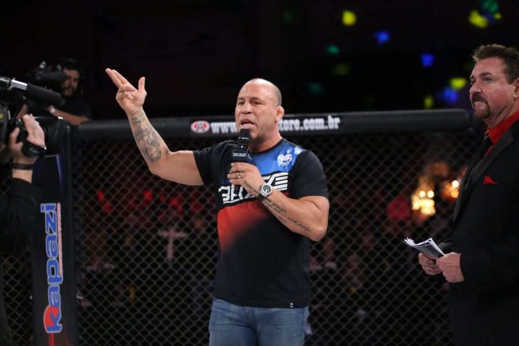 MMA Legend Wanderlei Silva