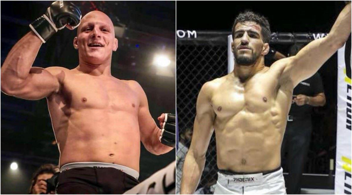 Chabane Chaibeddra vs. Ali Al Qaisi