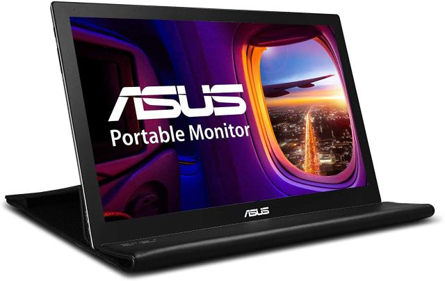ASUS MB169B+ شاشات محمولة