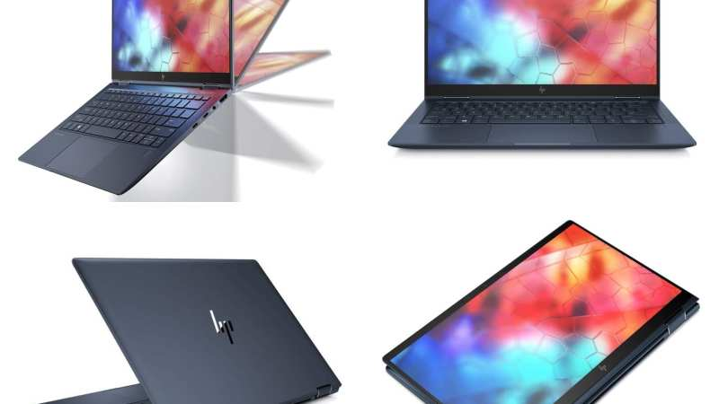 الكمبيوترات المحمولة الاثنين فى واحد الاشهر فى 2020