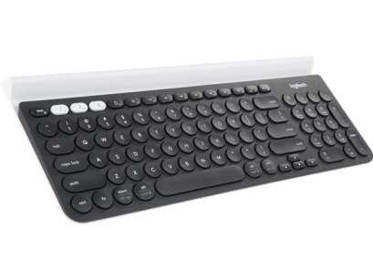 Logitech K780 افضل لوحة مفاتيح كيبورد