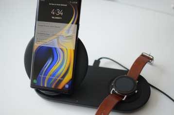 Samsung Duo - الشواحن اللاسلكية