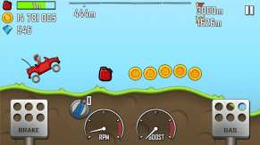 Hill Climb Racing - أكثر 10 ألعاب تنزيلا على الموبايل