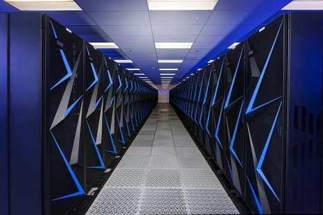 Sierra أشهر أجهزة الكمبيوتر العملاقة