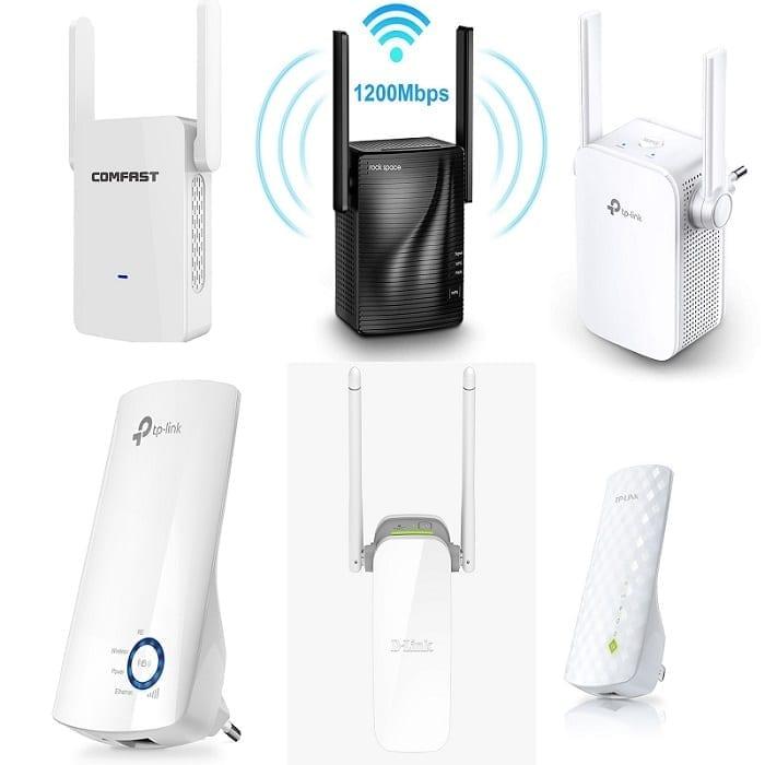 التقنيات المتوفرة حاليا لتقوية الإنترنت بالمنزل