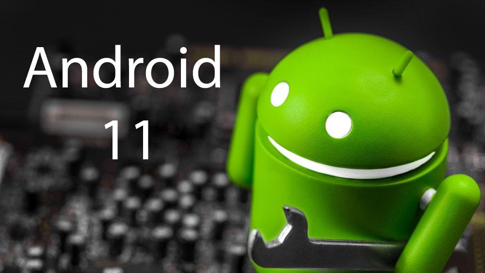 النسخة الأحدث من نظام التشغيل أندرويد 11 والهواتف التي تعمل به حالياً