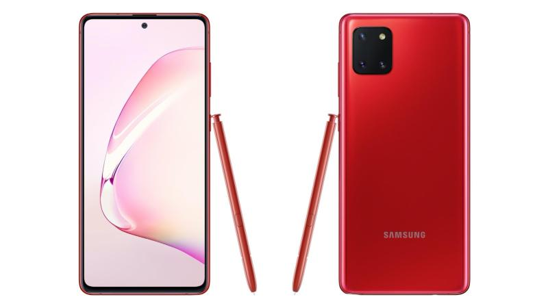 كل ما تريد معرفته عن مواصفات ومميزات وعيوب Samsung Galaxy Note 10 Lite