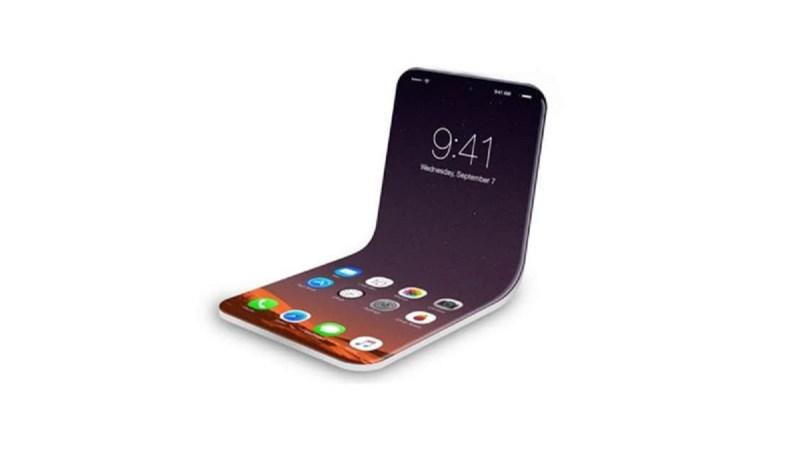 شركة أبل تعمل على نماذج أولية للشاشات القابلة للطي لأجهزة iPhone القادمة