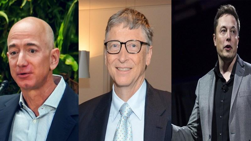 مسيرة نجاح أغنى رجال التكنولوجيا في العالم
