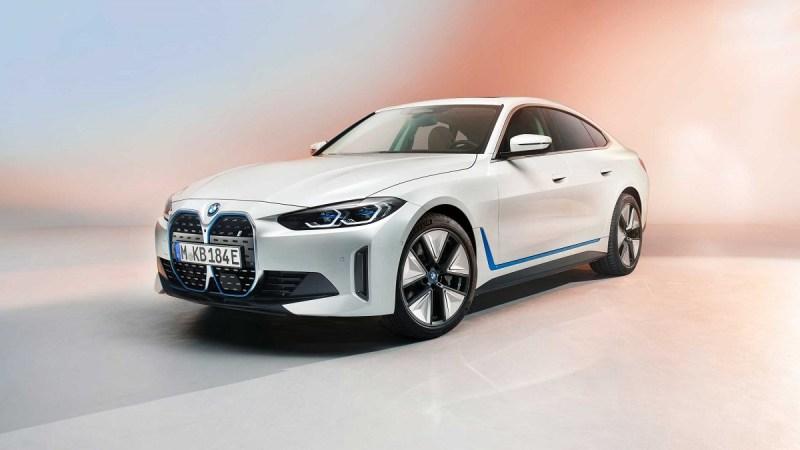 سيارة BMW i4 الكهربائية: 530 حصانًا وتسارع من 0 الى 100 كم/ساعة في 4 ثوان