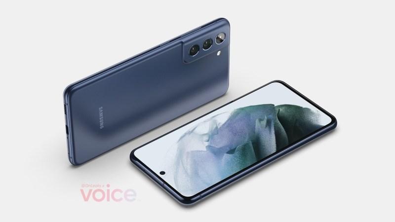 كشف تصميم Samsung S21 FE بشكل غير رسمي