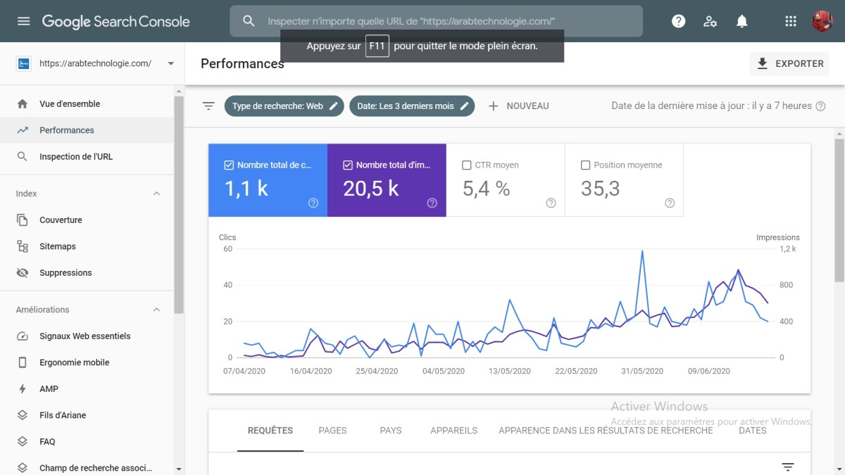 Google Search Console + Bing Webmaster Tools