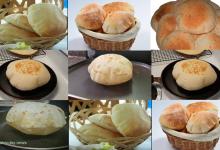 صورة طريقة عمل خبز الطاسة بدون فرن وفي 30 دقيقة فقط