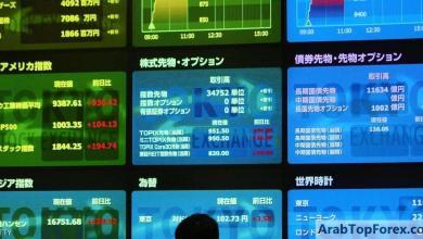 """صورة صندوق النقد يحذر من """"خطر كامن"""" بأسواق الأسهم"""