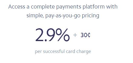 Stripe Pricing fees