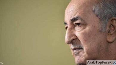 """صورة تبون يبحث خطة """"الإنعاش الاقتصادي"""" في الجزائر"""